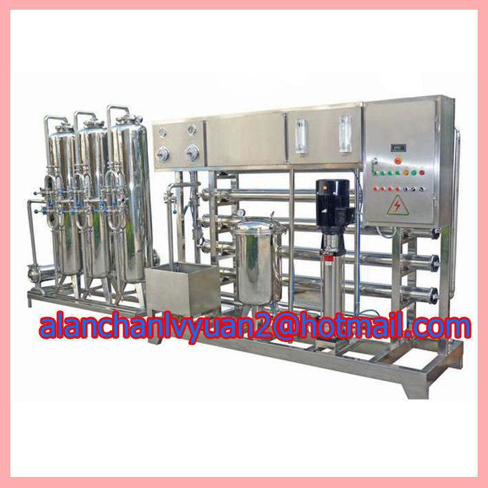 water purifier plant machine