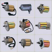 90cc electric start engine starter motor