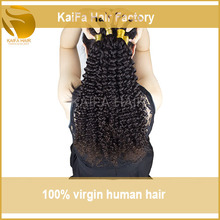 Factory Price 6A Luxurious Full Cuticle virgin kbl peruvian hair