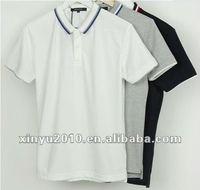blank polo shirt cotton
