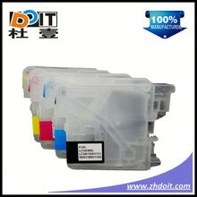 Latest generation for canon ! compatible printer ink cartridge for Brother J 125