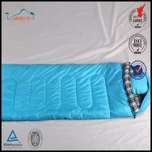 2015 New Poetable Warm High Quality Envelope Sleeping Bag for camping