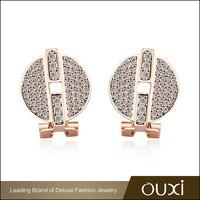 OUXI cheap wholesale antique big indian jhumka earrings