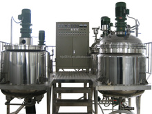 wide application wax emulsifying mixer,hair removal wax making machine,wax processing machine