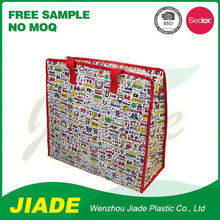 Alibaba Hose Suppliers Pp Woven Shopping Bag For Shopping