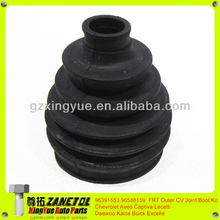 96391553 96588159 Auto Front Driveshaft Outer CV Joint Boot Kit for Chevrolet Aveo Captiva Lacetti Daewoo Kalos Buick Excelle