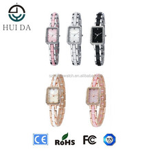 Hot sell! two tone watch for ladies 2015