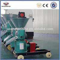 Farm&Industry used and Leading technology floating sinking fish feed pellet mill