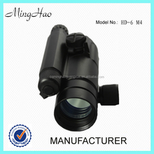 HD-6 M4,long eye relief leupold riflescope lasers