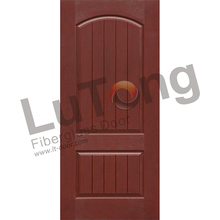 Best quality promotional cheap fiberglass entry door