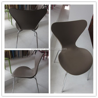 2015 Sexy study /conference /room Leisure ant chairs with woodlinesPP-165C