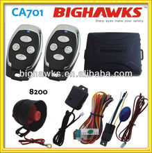 one way car alarm siren CA701-8200 royal bemaz car alarm/car/vehicle car alarm