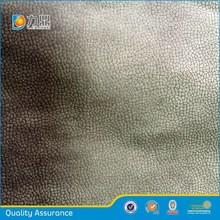 Bronzing and bonding cheap sofa fabric
