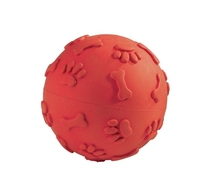 alibaba pet products unique pet toy ball rubber pet ball toys made in China