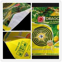25kg rice bag/10kg transparent rice bag, bopp laminated pp woven bag