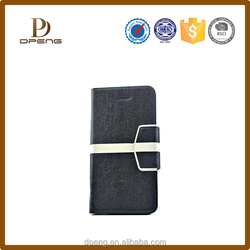 Customized wholesale attractive waterproof hybrid phone leather case for lg