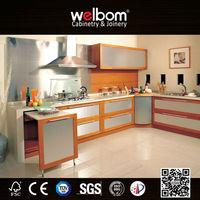 Top Manufacturer CDA Kitchen Aluminium Pantry