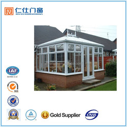 Modern design of China Aluminum Lowes Sunrooms