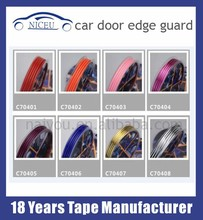 Checkered Car Edge Guard In Automobile Exterior Accessories