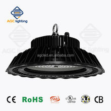 Reliable Factory direct sale IP65 LED high bay light 120W with DALI master pad control optional led highbay with ul dlc listed