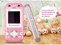 low price china custom android large screen kid mobilephone