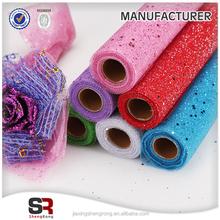 Polyester Organza Wrapper Yarn Roll