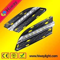 wholesale IP68waterproof top quality auto led day light for bmw 3 E90 car led daytime running light