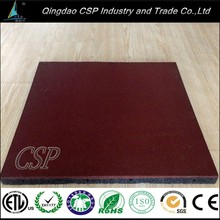 100% SBR rubber granules China outdoor flooring for basketball