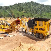 mobile asphalt crusher for Mining CE