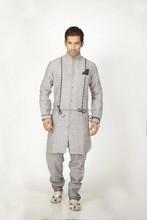 New Pakistani Style Long Party Wear New Pakistani Style Long Party Wear Kurta Neck Designs for Men Neck Designs for Men R3414