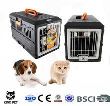 [KIND PET]2015 wholesale pet carrier folding pet carrier plastic pet carrier