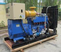 10kw-160kw CE&ISO certificated LPG gas genset