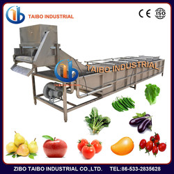 hot sell fruit&vegetable washing equipment/machine,fruit&vegetable washer/ washing machine