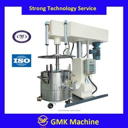 Automatic tank cleaning machine