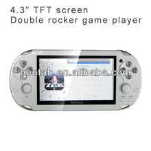 Pmp mp5 game player for 4.3 inch at low price