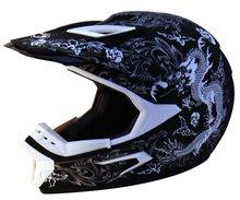 2013 New Motor Cross Off Jet Road Helmet F603 Matte Black