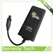 3G gps sms gprs tracker vehicle tracking system BW08