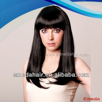 Clearance High quality 100% brazilian human hair short bob lace front wig