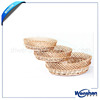 cheap round wicker tray wicker food basket
