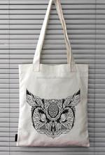 Wholesale Cheap Fashion Organic Cotton canvas tote bag Canvas Women Shopping Bags fashion reusable grocery bag