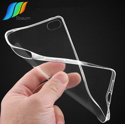 Ultra-Thin Slim Transparent Clear TPU Case For LG G2
