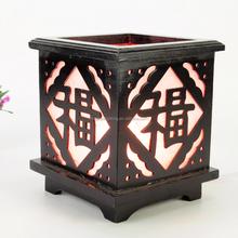 For US market zhongshan Meijuya catalytic fragrance lamp,wholesale wooden fragrance lamp,perfume lampM0083