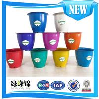 Flower vase flower pots/Home decor and square decoration flower pots