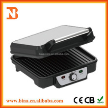 Stainless Steel Electric Table Top Grill