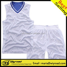 Accept sample order youth basketball team uniforms/uniform in basketball/sublimation custom basketball uniforms