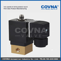 "3 way direct acting solenoid valve like ASCO 8320,NC,NO,Universal,1/8"",1/4"""