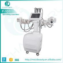 On sales! vacuum slimming machine,Ultrasonic Cavitation Machine,laser slimming machine F-101