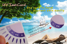 Color Changing printing machines uv card