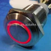 waterproof pushbutton switch with higher quality and fast delivery time