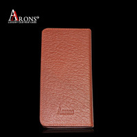 Genuine leather case for iphone universal phone pouch